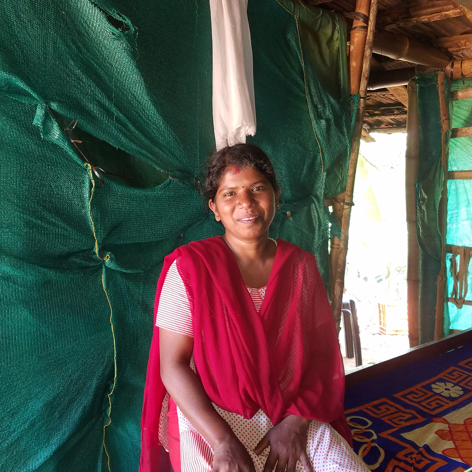 Organic Kitchen Garden Impact Stories: SONA