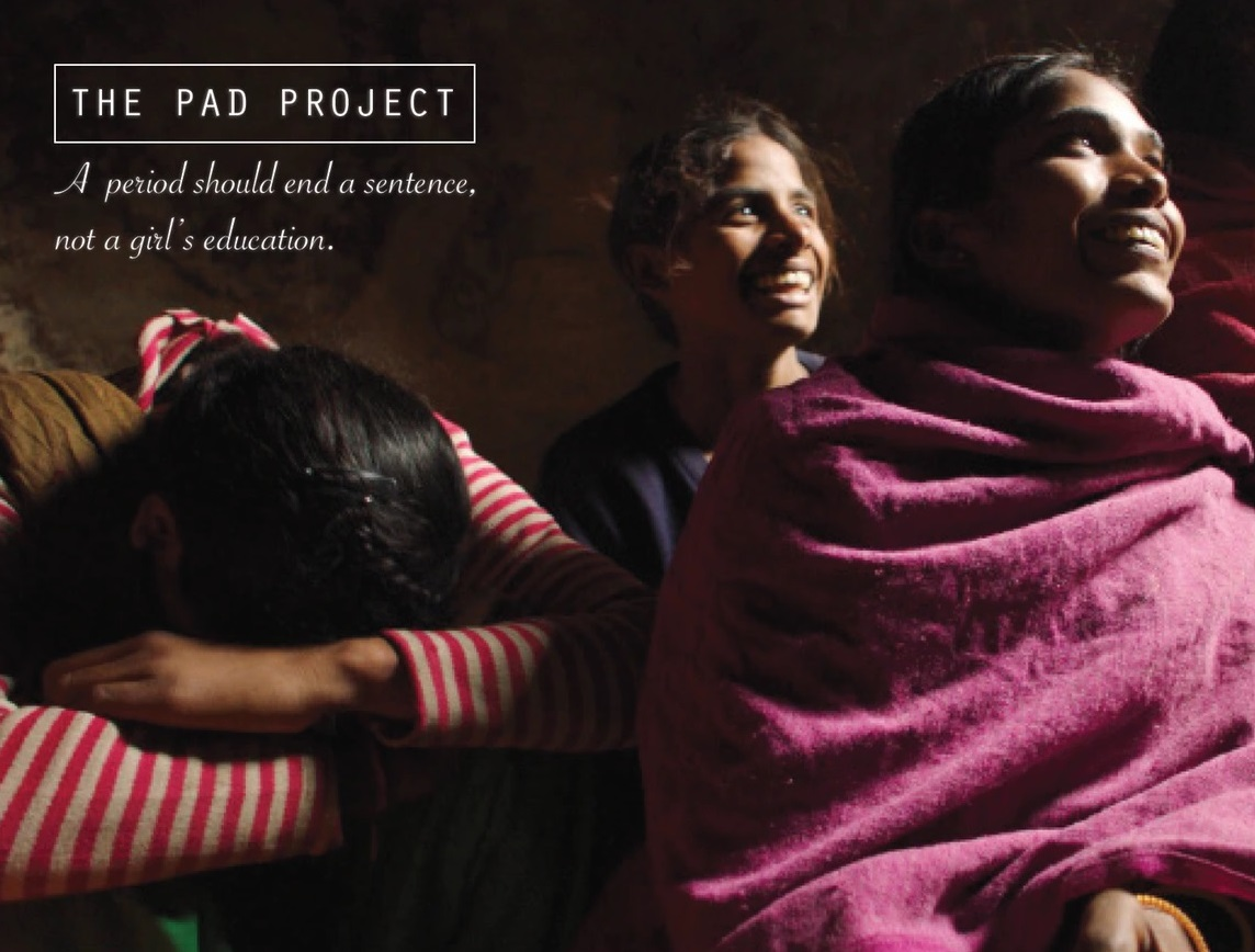 Empowering Women: The Pad Project