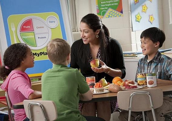 Nutrition Education: Why Isn't it a Priority?